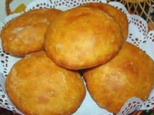 West Indian Johnny Cake