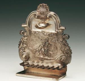 Lindo Hanukah Lamp, John Ruslen, London Jewish Museum